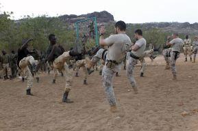 soldados españoles judo